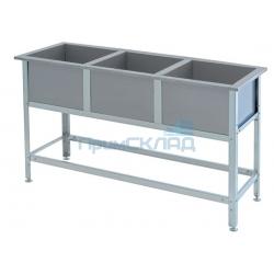 Ванна моечная ВСМ-3/600