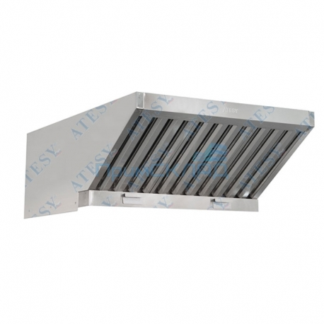 Зонт вентиляционный ЗВН-900ПА (для АПК-6(10)-1/1 РУБИКОН)