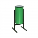 Урна СЛ2-250 (зеленый)