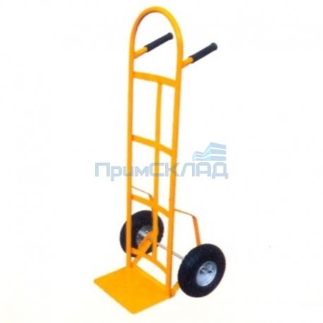 Тележка двухколесная для склада и магазина HT1833 (200 кг)