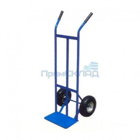 Тележка двухколесная для склада и магазина HT1832 (200 кг)