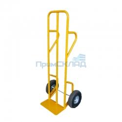 Тележка двухколесная для склада и магазина HT1809 (200 кг)