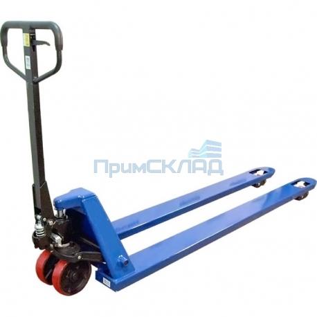 Тележка гидравлическая RHP 2500, вилы 1800 мм