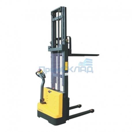 Штабелер электрический самоходный 1,2т 1,6м WS12S-1600