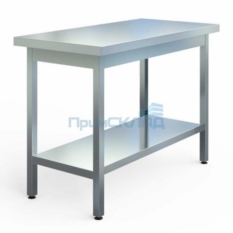 """Стол производственный """"ASSUM-Premium"""" СПП-2-10/6 (1000х600х850)"""