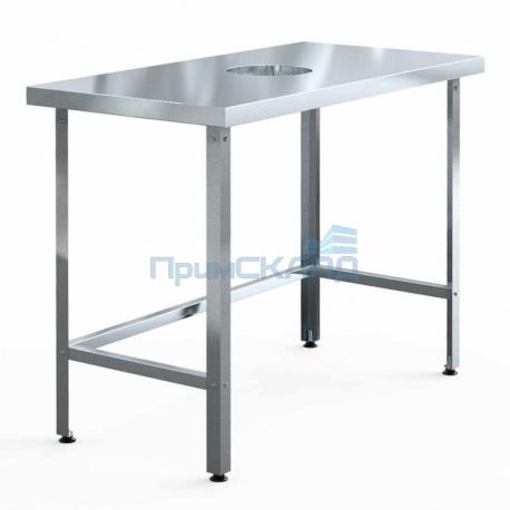 """Стол производственный """"ASSUM-Standart"""" СПССО-6/6 (600х600х850)"""