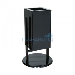 Уличная урна СЛ-1К черная
