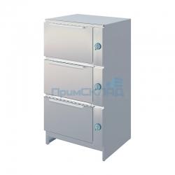 Шкаф жарочный «Алента» ШЖ-3Э