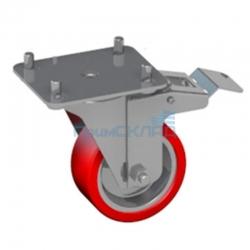 Комплект колёс WS для тележки инструментальной (4 шт.)