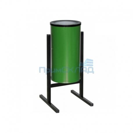 Урна СЛ2-300 (зеленая)