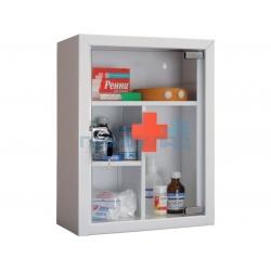 Аптечка с прозрачной дверцей AMD 39G