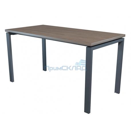 Стол NT 140x70 темный орех/антрацит