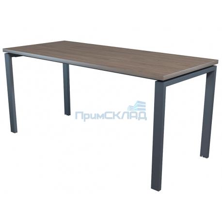 Стол NT 160x70 темный орех/антрацит