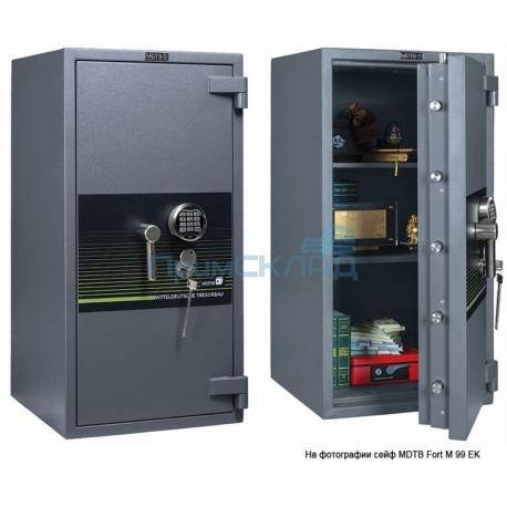 Сейф MDTB FORT-M 1668 2K (3 класс)