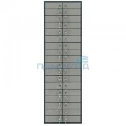 Блок депозитный ячеек DBI-36