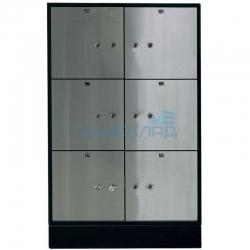 Блок депозитных ячеек DB-6 DGL