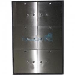 Блок депозитных ячеек DB-6S DGL