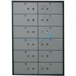 Блок депозитных ячеек DB-12 DGL