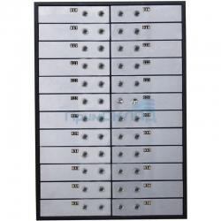 Блок депозитных ячеек DB-24S DGL