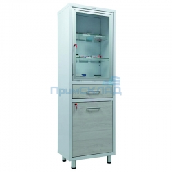 Шкаф медицинский МД 1 ШМ-SSD