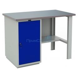 Верстак слесарный PROFI (№201) WT120.WD1/F1.000 металлический