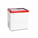 Ларь морозильный Снеж МЛП-250 (красный)