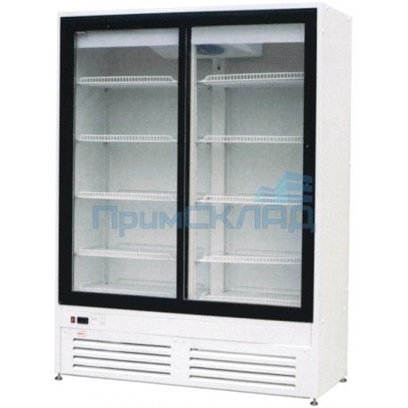 Шкаф холодильный Премьер ШВУП1ТУ-1,4 К (В, +1…+10) эл-мех. замок