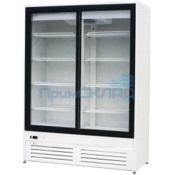 Шкаф холодильный Премьер ШСУП1ТУ-1,4 К (В, -6…+6) К, эл-мех. замок