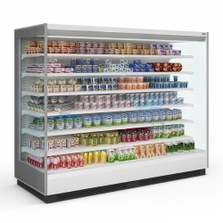 Горка холодильная Branford Vento L (+1...+7)