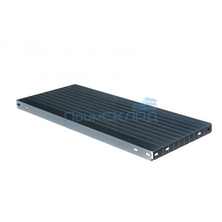 Полка металлическая наборная 298х800мм 50 кг
