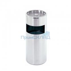 Урна-пепельница GPX-12B-03 D250x610 (нерж.)