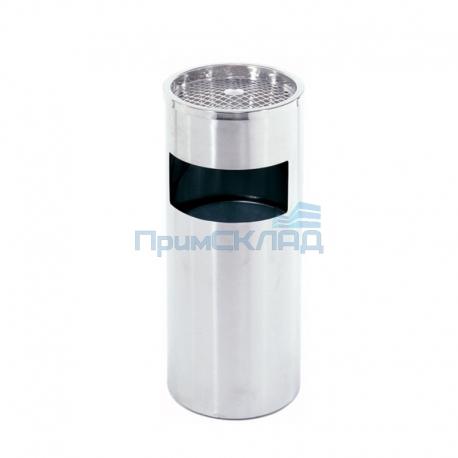 Урна GPX-12B-03 D250x610 (нерж.)