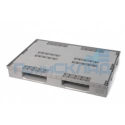 Паллет 1200х800х160 мм Poly Box