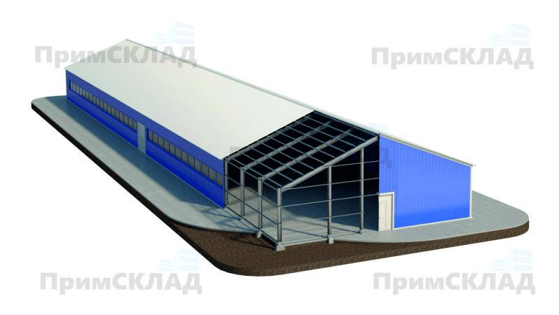 Ангары и склады строительство и монтаж